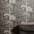 Tapeta Trees Brown - Katie Scott - ferm Living