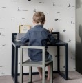 Little Architect - Biurko - Grey - ferm Living