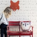 Lampka nocna - Fox Red - ferm Living