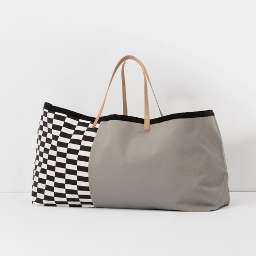 Torba Herman Big Bag - Grey - ferm Living