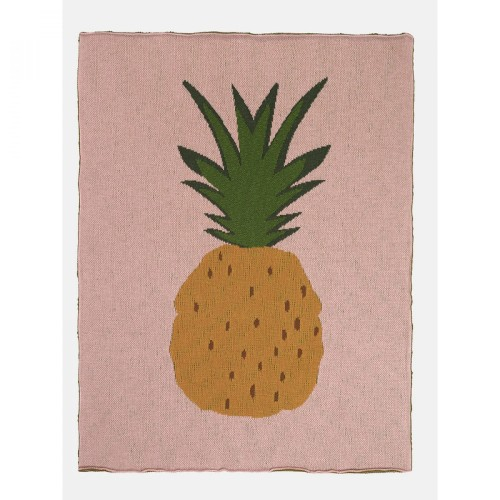 Kocyk Pineapple- ferm Living